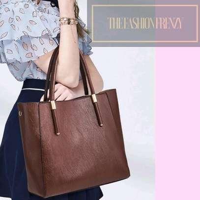 Brown Handbag image 1