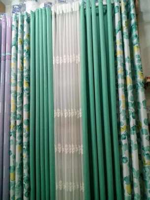 EXTRA HEAVY QUALITY CURTAINS image 1