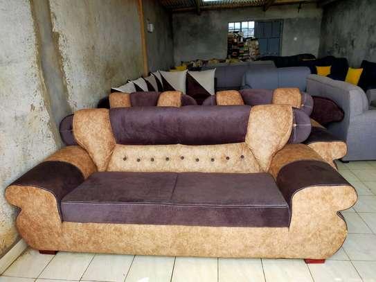 5-Seater Kangaroo Sofa image 1