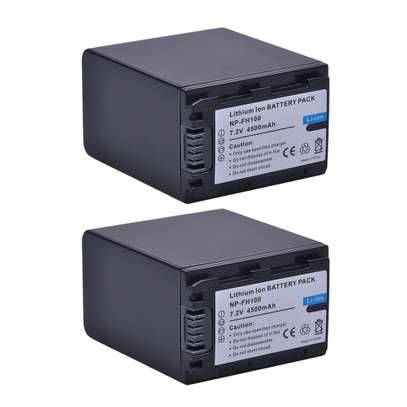 SONY NP-FH100 FH100 Rechargeable Battery FOR image 4