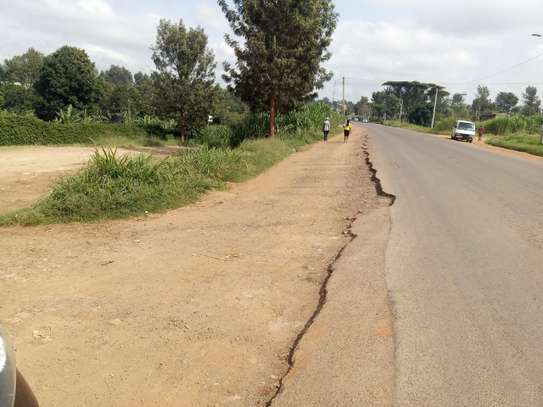 On sale;A prime commercial1 Acre in Wangige,Westlands image 7