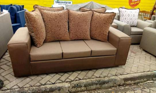 Ready Made 5 Simple Modern 5 Seater Sofa image 1