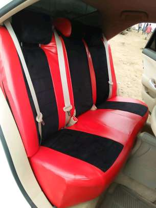 DESIGNED CAR SEAT COVERS image 2