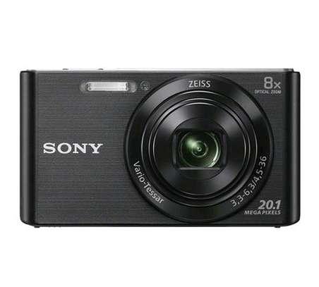 Sony Cyber-Shot Dsc-W830 Digital Camera Black image 3