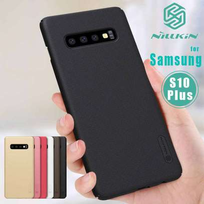 Nillkin Super Frosted Shield Matte cover case for Samsung Galaxy S10 S10e S10 Plus image 3