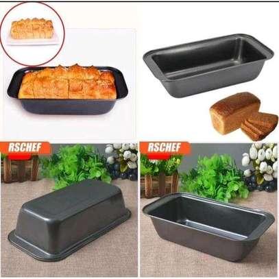 Nonstick box loaf tin image 1