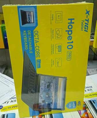 X-tigi Tablets with Keyboards 64gb+4gb ram, Hope 10 pro model image 1