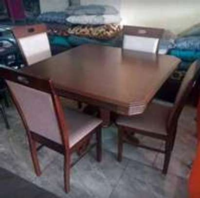 4 seater high quality  dining tables. image 2