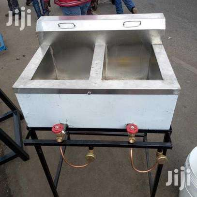 Gas Fryer(Double) image 1