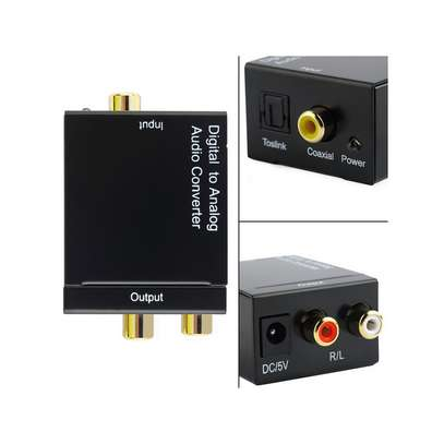Digital to Analog audio Converter image 2