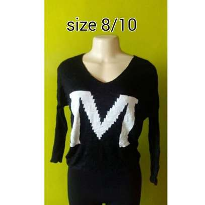 Sweater Tops image 1