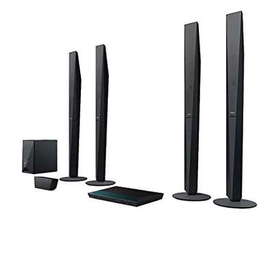 4 Tallboy Speakers Sony DZ950 Home Theater System image 1