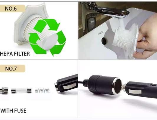 4 in 1 car vacuum cleaner image 2