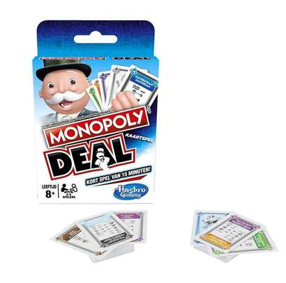 Monopoly Deal Card Game image 1