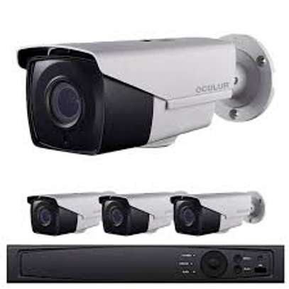 cctv,door access control,video intercom,electrical wiring and fire alarm systems image 1