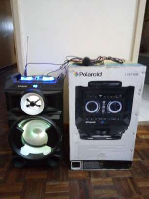 Bluetooth Polaroid Public Address system with microphone