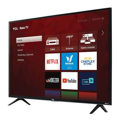 TCL 55 inches Android Smart UHD-4K Digital TVs image 1