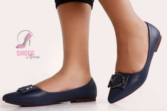 Classy Flat shoes image 13