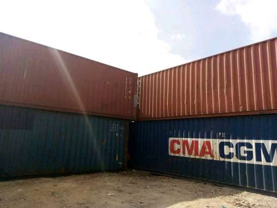 40 Foot Containers image 3