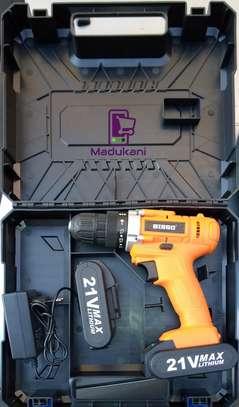Bisso 21V Cordless Drill image 2