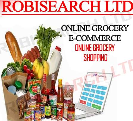 Cheap Online Grocery Shopping Store Ecommerce Website Dev image 1