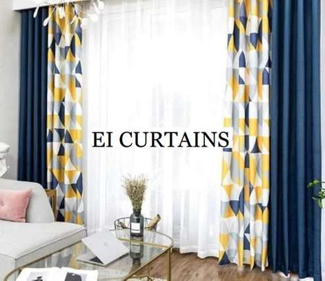 HEAVY MIX AND MATCH CURTAINS image 3