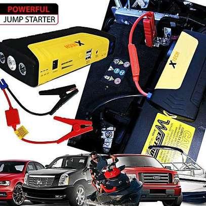 Portable Car jump starter kit image 3