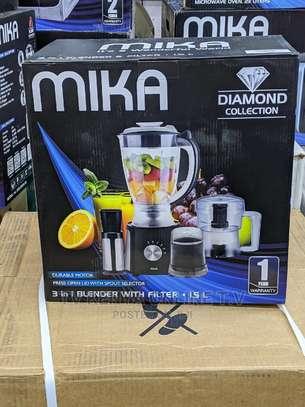 Mika 3 in 1 Blender image 1