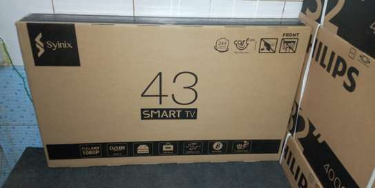 SYINIX 43INCH SMART DIGITAL TV