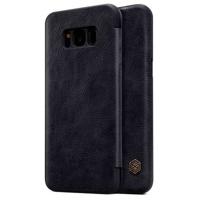Nillkin Qin Series Leather Luxury Wallet Pouch For Samsung S8 S8 Plus image 6
