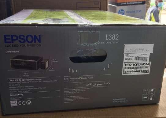 Epson L382 - 3 in 1 color printer - New image 2