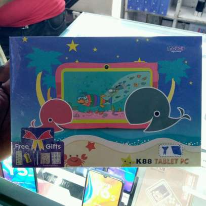 Kids Tablets 8GB/1GB ram+7 inch tabs with Delivery image 1