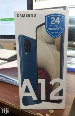 Samsung Galaxy A12 – 6.5″ – 64GB ROM + 4GB RAM – NEW image 1