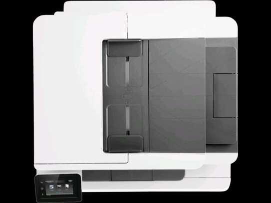 HP Color LaserJet Pro MFP M281fdn Print Copy Scan fax Wireless Printer image 2