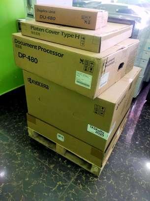 Brand new Kyocera taskalfa 2020 A3 photocopier image 1