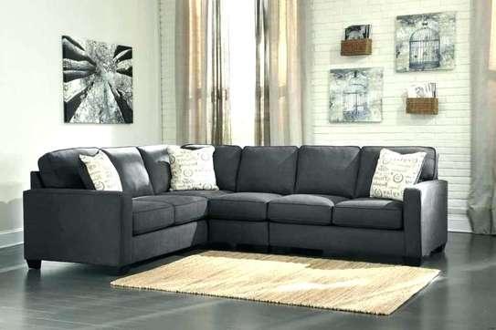L Shaped Sofa (6 Seater) image 1