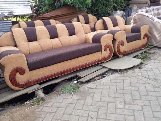 Majestic Modern Quality Ready Made 7 Seater Sofa image 1
