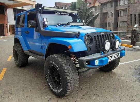 Jeep Wrangler 3.6 V6 image 2