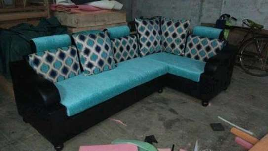 Five seater corner sofa