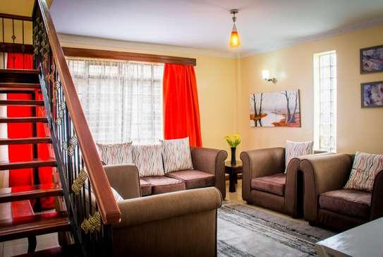 2 bedrooms fully furnished Westlands. image 4