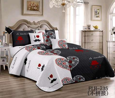 6 by 6 Cotton Bedcovers...4 pieces image 2