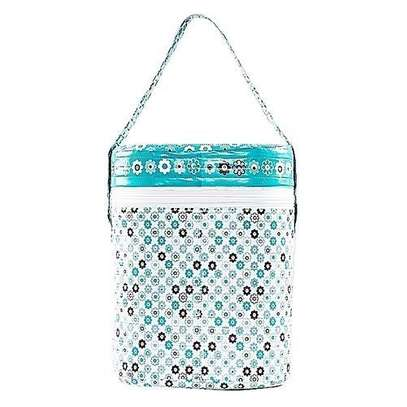 Bottle warmer for Baby - with 2 clear feeding bottles