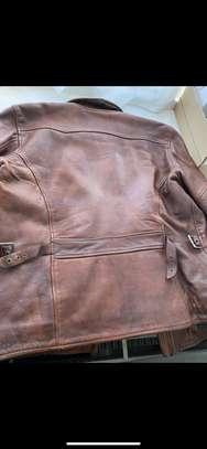 Blauer leather jacket image 2