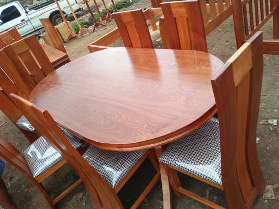 6 Seater Dining Table image 7