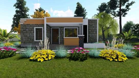 2 bedroom modern bungalow image 3