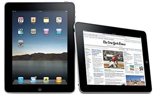 Apple iPad 2 MC769LL/A 9.7-Inch 16GB (Black) 1395 image 1