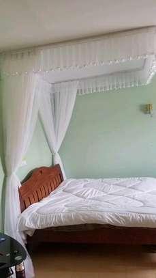 Custom Made Rail Shears Mosquito Nets image 3