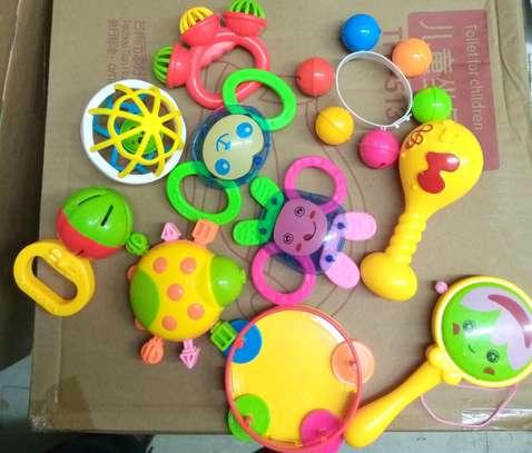 Baby rattle set 1 image 2