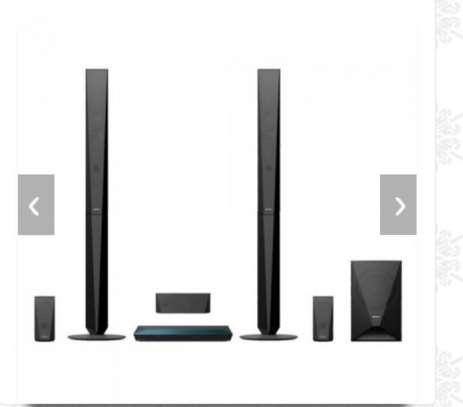 Sony BDV-E4100 - 5.1-Ch Blu-Ray Wi-Fi 2-Way Home Theatre System - 1000W image 2