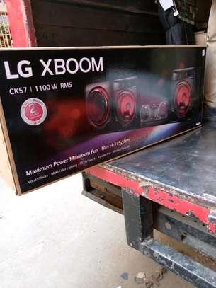 Lg xboom HI-FI with 1000W +BT image 1